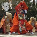 中江岩戸神楽(阿蘇市)