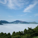 Shiroyama sea of clouds