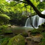 小国の鍋ヶ滝