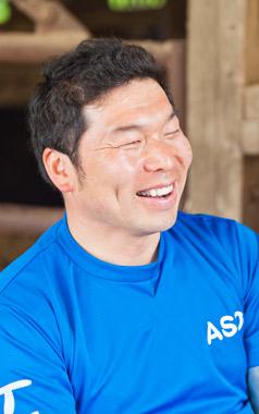 田中歩さん近影