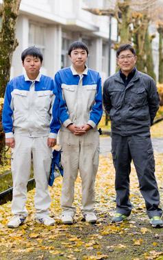 熊本県立阿蘇中央高等学校阿蘇清峰校舎グリーン環境科