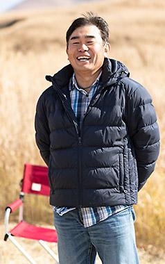 山本剛宏さん近影