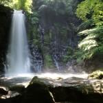 白糸の滝の画像