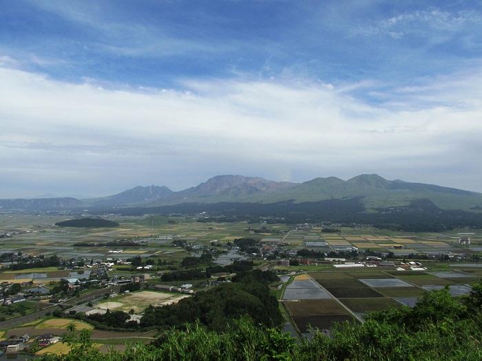 田子山(阿蘇市内牧) – 阿蘇地域世界農業遺産